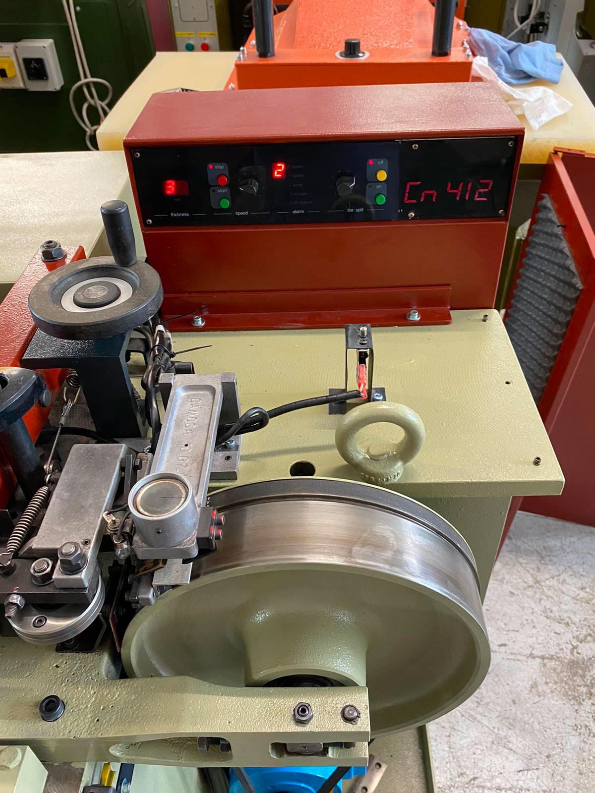 Macchinari per pelletterie e calzaturifici | Vissani Macchine